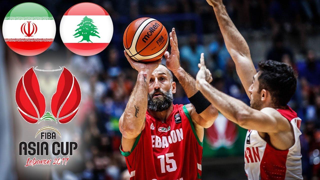 Iran 🇮🇷 v Lebanon 🇱🇧 - Classic Full Games