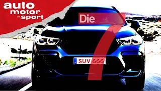 SUV - die große Gefahr? 7 Fakten zum Sport Utility Vehicle | auto motor und sport