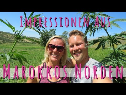 Impressionen aus MAROKKOS NORDEN | Ouzoud - Fés -  Chefchaouen