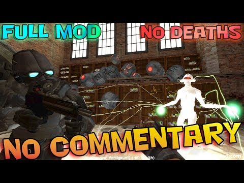 Half-Life 2: WARLOCK DEN - Full Walkthrough 【NO Commentary】