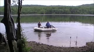 R&D Carpsessions - Lac des Vieilles Forges juni 2013