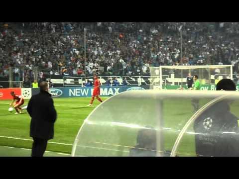 Bayern Munich vs Ingolstadt 2-0 (2015) -  Lewandowski Goal