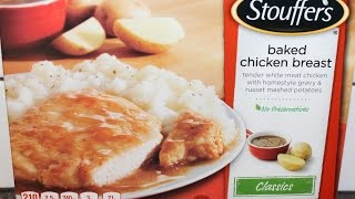 Stouffers Baked Chicken Review