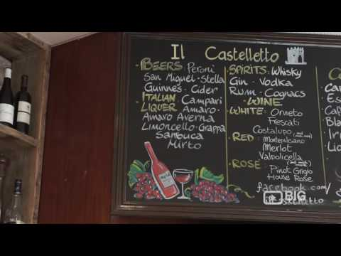 Il Castelletto Italian Restaurant In London UK Serving Delicious Italian Food