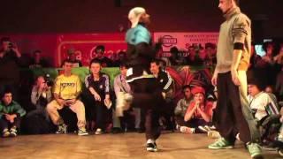1 vs 1 - BGirl Sofia vs BBoy Fymek