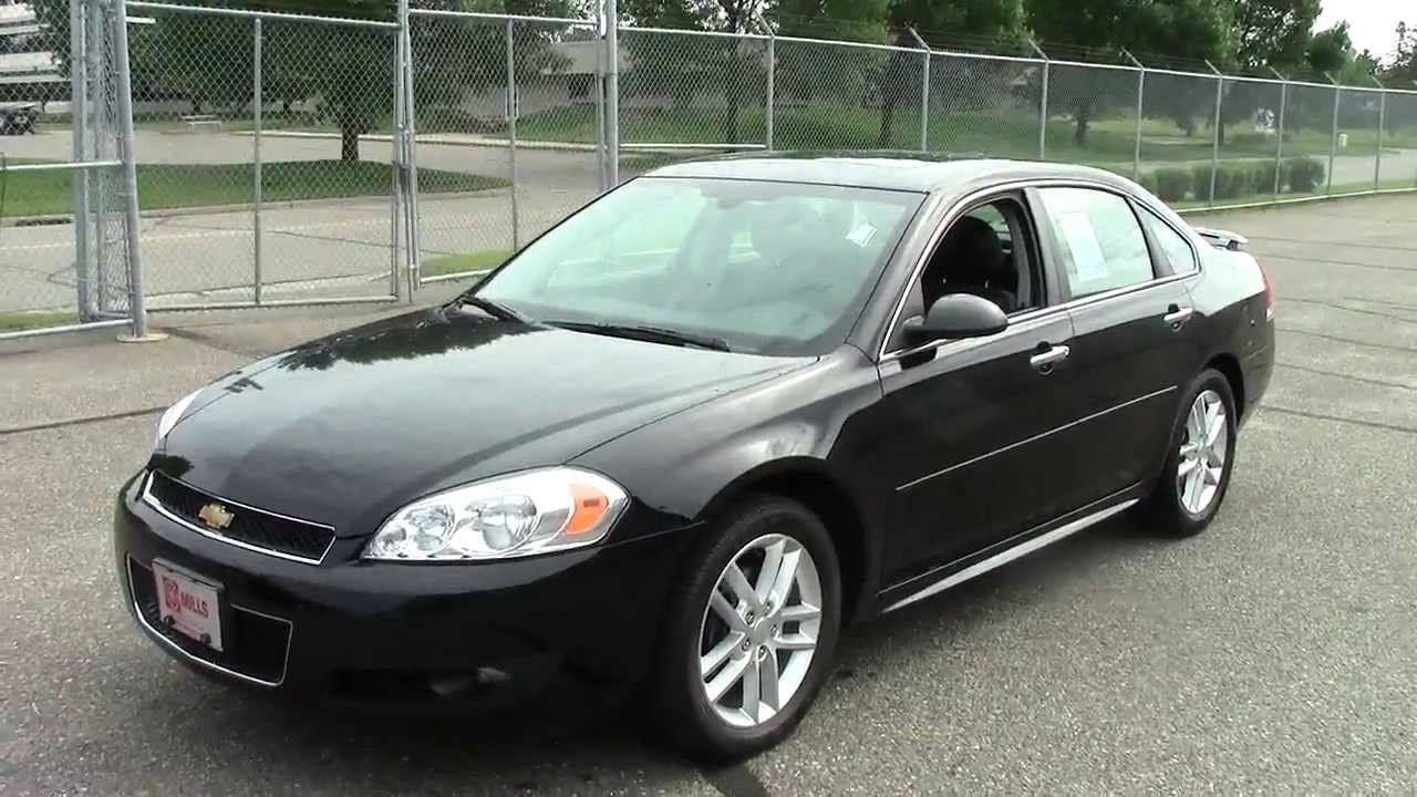 2013 chevrolet impala ltz youtube. Cars Review. Best American Auto & Cars Review