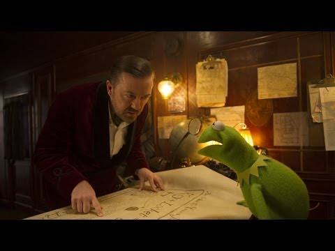 Mark Kermode reviews Muppets Most Wanted