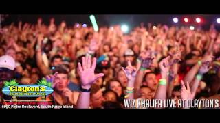 Wiz Khalifa South Padre Island Spring Break 2014