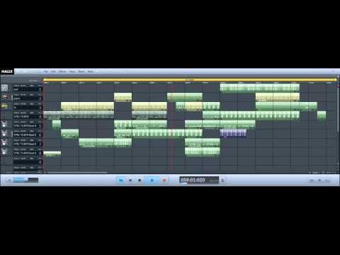 FREE DOWNLOAD Jork- Rap instrumental US ᴴᴰ (Original - Magix Music Maker )