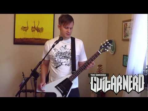 Gibson Melody Maker Flying V review part 2