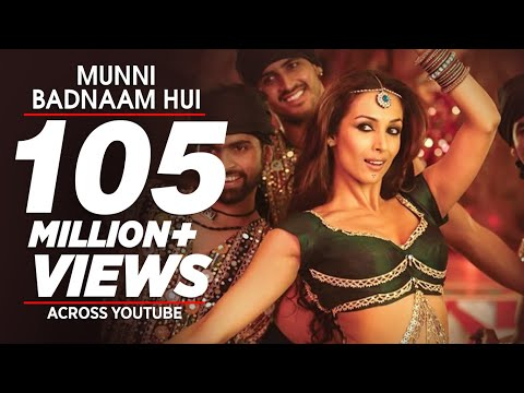"Mix - ""Munni Badnaam Hui"" [Full Song] Dabangg 