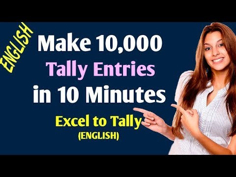 XLTOOL - Excel to Tally Software - Auto Import Data Utility