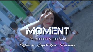 Moment Perpisahan Masa SMA | ANGEL 9 BAND - Perpisahan (Lyric Music Video)