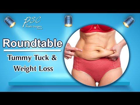 A Tummy Tuck is NOT a Weight Loss Procedure