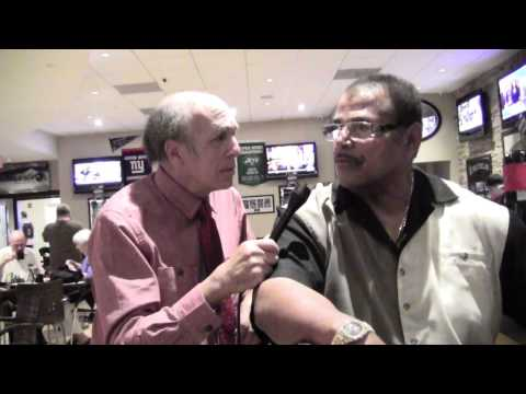 CATCHING UP WITH THE ROCK'S DAD ROCKY JOHNSON