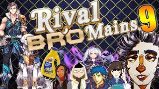 Rival Bromains 9 - Ft. Chaz Aria LLC, Ghaststation, SD King Otaks, AND MORE!