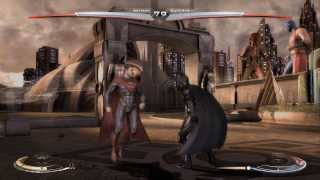 Injustice Gods Among Us Ultimate Edition PC Gameplay | 1080p HD