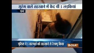 Police raid illegal dance bar in Mumbai, 5 girls rescued