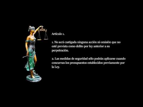 artículo-1---código-penal-español