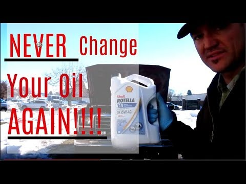 There's No Need To Change Your Oil... I Promise!