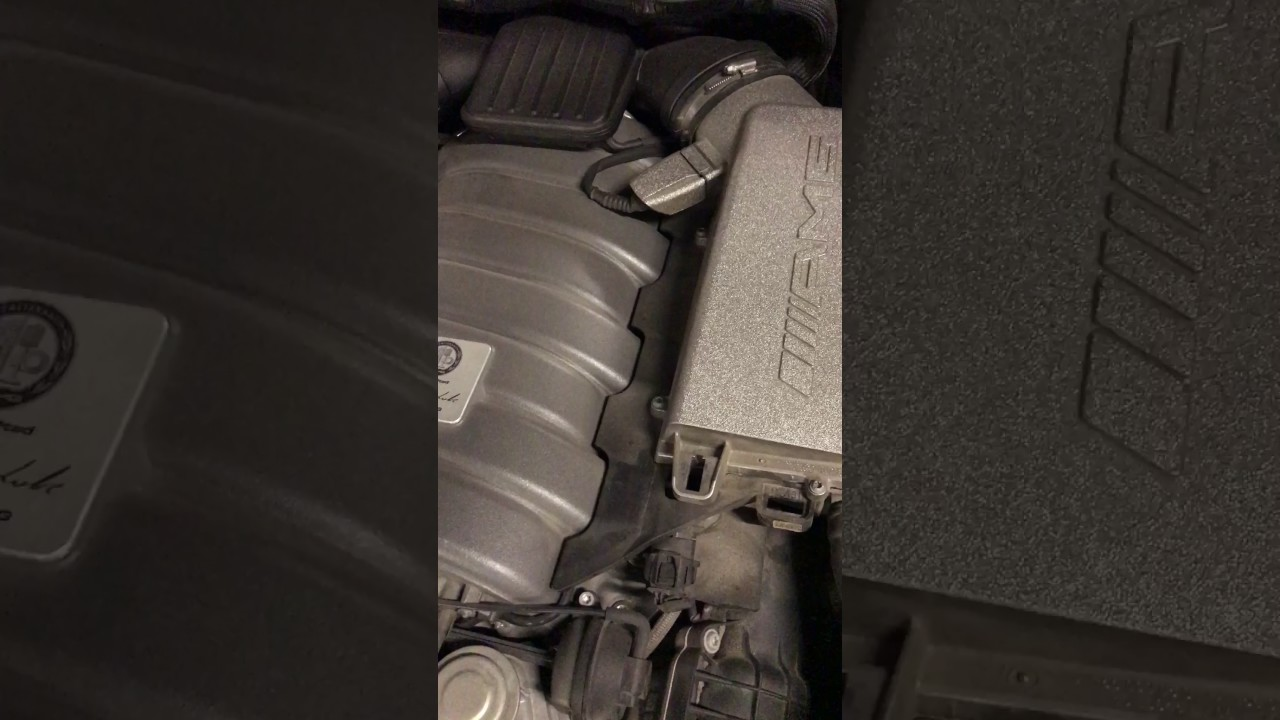 08 E350 M272 Normal Engine Noise? (video) - MBWorld org Forums