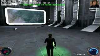 Star Wars Jedi Knight 2 Jedi Outcast | Multiplayer gameplay commentary HD