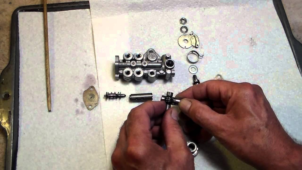 Triple Oil Pump Operation Youtube 1974 Kawasaki H1 500 Wiring Diagram