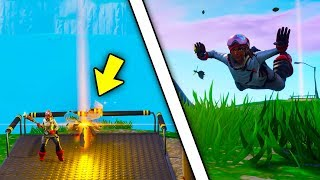 5 Minutes And 8 Seconds Of Fortnite Glitches (Season 7)