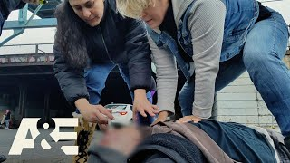 Intervention: Volunteers Save Addict on the Street (Season 20) | A&E