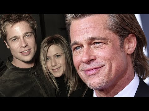 Brad Pitt Reunites With Jennifer Aniston & Says Personal Life Is A Disaster
