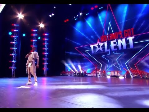 Gil The Grid - Holland's Got Talent Compilation