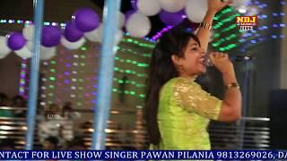 Anu Kadyan Live Song | मन्ने ल्यादे केसरी बाना माँ # Latest Haryanvi Song 2018 | NDJ Film