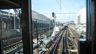 2017 12 展望・JR山陽本線 223系・加古川~姫路