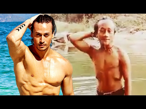 Tiger Shroff's LOOKALIKE From Nepal - Funny Video Goes Viral