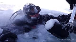 Lake Baikal ICE diving