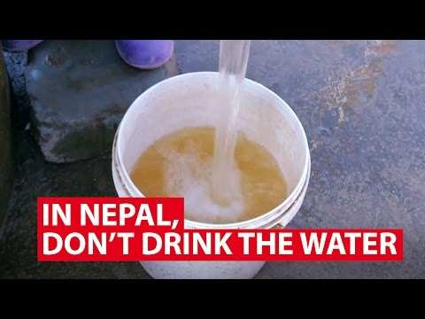 In Nepal, Don't Drink The Water | Get Real | CNA Insider