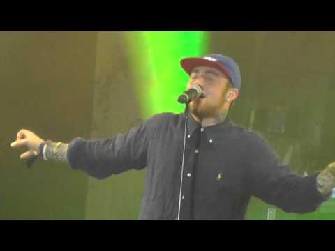 Mac Miller - best day ever - live @ Splash! 15
