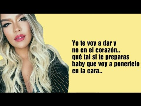 En la cara - Spanish version // Karol G