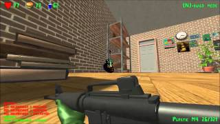 War Of Toys - 7DFPS - Call of Duty for Kids!