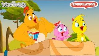 Eena Meena Deeka | Comedy Compilation 33 | Funny Cartoon for Kids | Comedy Show for Kids | Wow Toons