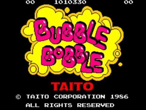 [One Credit Arcade] BUBBLE BOBBLE (1986 Taito) Gameplay E Recensione [ZombieGamer80]