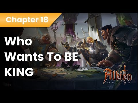Albion Online Solo PvP Pair Daggers, Chapter.18 Who Wants To Be KING