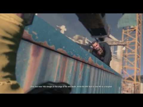 Dying Light Game FINALE End Boss Fight |