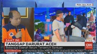 Beberapa Daerah Korban Gempa Aceh Belum Tersentuh Bantuan