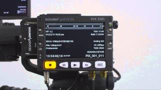 Canon C500 Interconnection and Setting with the PIX 240i