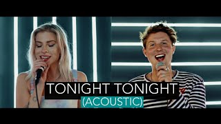 Hot Chelle Rae & Andie Case - Tonight Tonight (Acoustic)