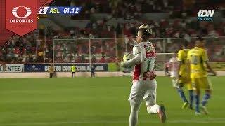 Gol de Brian Fernández | Necaxa 1 - 2 Atlético | Copa MX J6 Cl19 | Televisa Deportes