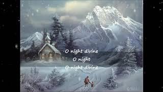 O Holy Night   Il Divo