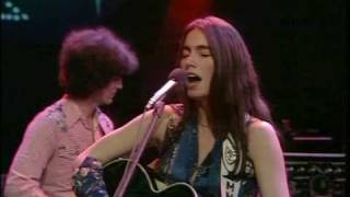 Emmylou Harris, Luxury liner forty tons of steel