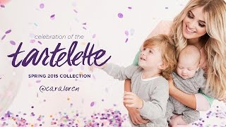 Meet tartelette Cara Loren: Super Mom Thumbnail